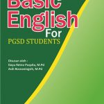 Basic English for PGSD Student