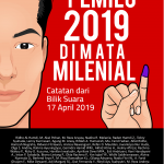 Pemilu 2019 di Mata Milenial: Catatan dari Bilik Suara 17 April 2019