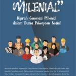 Peksos Milenial Kiprah Generasi Milenial dalam Dunia Pekerjaan Sosial