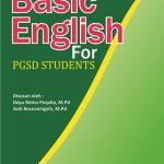 Basic English for PGSD Student