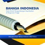Bahasa Indonesia Mata Kuliah Pengembangan Kepribadian di Perguruan Tinggi