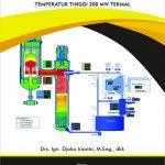Desain Konseptual Reaktor Berpendingin Gas Temperatur Tinggi 200 MW Termal